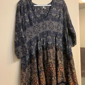 Dresses & Skirts - Urban outfitters Ecote dress size